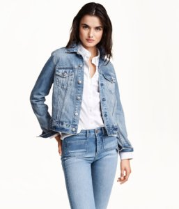 H&M Denim Jacket ($29.99)