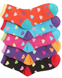 fuzzy-socks