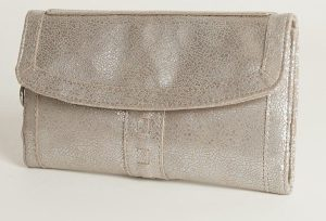 metallic-wallet
