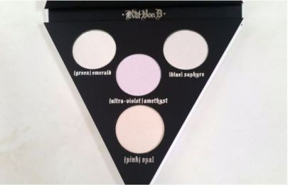 Kat Von D Alchemist Holographic Palette Close Up